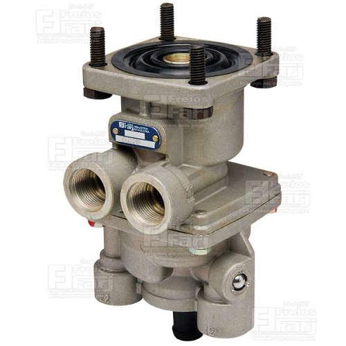 Conjunto Válvula de Pedal Moderna (Descarga Reta) para Mercedes - FJ95025-58