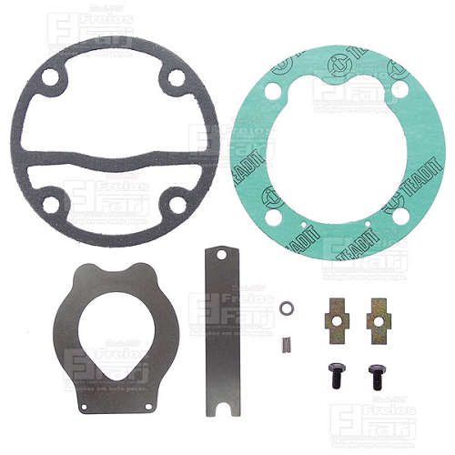 Jogo de Reparo para a Válvula de Lâminas do Compressor 90mm (MBB 355) - 97075-2