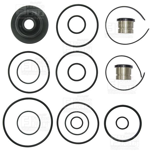 Jogo de Reparo para Válvula de Pedal Bosch (FJ92105-2) - 92105-2
