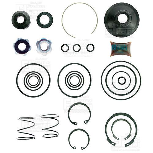 Jogo de Reparo Completo para Válvula de Pedal (Pistão com Base Lisa) - Mercedes e Volkswagen - FJ95085-2