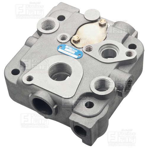 Cabeçote Compressor Mono 02 - 92mm LK3976 Scania - FJ94025-0