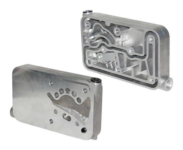 """Cabeçote Inferior para Compressor - 85mm Mono """"Alongado"""" (1938 S / 1944 S) - FJ93975-4"""