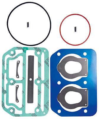 Jogo de Reparo para Cabeçote Compressor K 2 Cil. Volvo (LP 48 - 75mm) - FJ93095-2