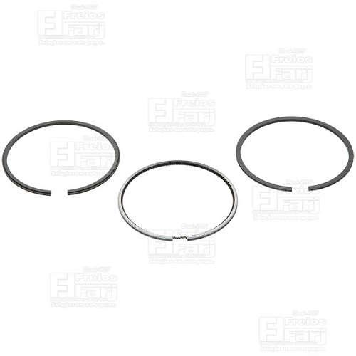 Jogo de Anéis para Pistão do Compressor 2 Cil. Voith - 92mm (STD) - FJ48015-STD