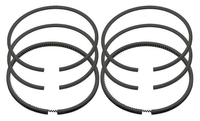 Jogo de Anéis para Compressor Iveco Eurotech - 82mm (020) - FJ95315-020