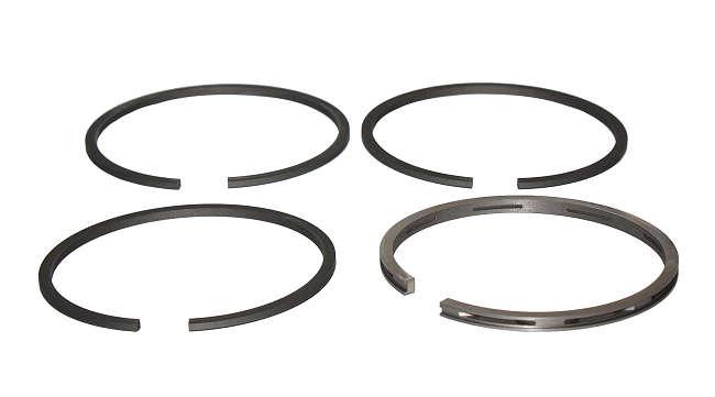 Jogo de Anéis para Compressor Mono LK 15 - 75mm (STD) - FJ95285-STD