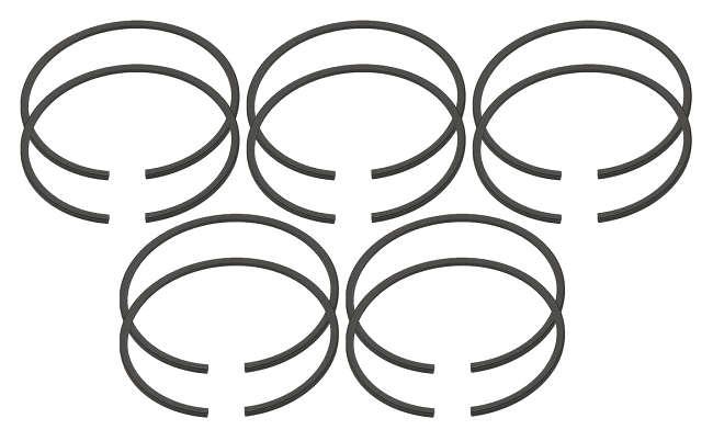 Jogo de Anéis para Compressor Tuflo 500 - 64,00mm (020) - FJ95295-020