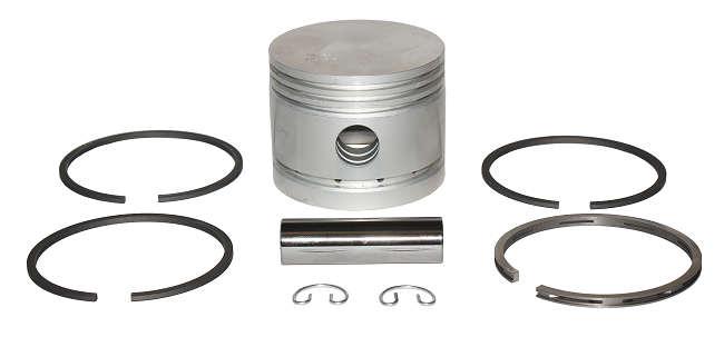 Jogo de Pistão com Anéis para Compressor Mono LK 15 - 75mm (STD) - FJ95235-STD
