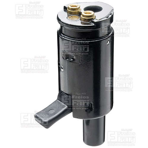 Conjunto Válvula 3/2 Vias (Manopla Pneumática) Mercedes - FJ48705-326