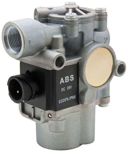 Conjunto Válvula Moduladora (ABS) 24V - Mercedes - FJ96695-115