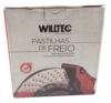 Pastilha de Freio Willtec - CITROEN Xantia Break - Dianteira - PW551