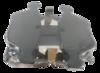 Pastilha de Freio Willtec (PW646) - BMW 525i / 530i / 540i / 545i / 645 / 745 / M3 / M5 / M6 / X5 / X6 XDrive - Traseira