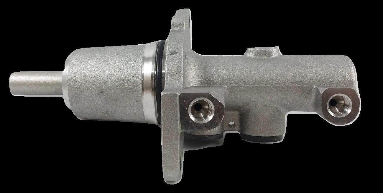 Cilindro Mestre de Freio - 25,40mm - Mercedes-Benz  SPRINTER 311 / 313 / 413 (2002 / ...) - C2166