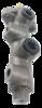 Cilindro Mestre de Freio Duplo - 3/4'' x 7/8'' - GM - Omega 4CC (93/98) / Suprema 4CC (93/98) - PSW1161
